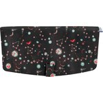 Flap of shoulder bag constellations - PPMC