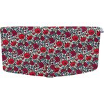 Flap of shoulder bag poppy - PPMC