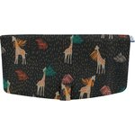 Flap of shoulder bag palma girafe - PPMC