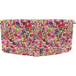 Flap of shoulder bag purple meadow - PPMC