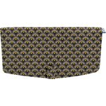 Flap of shoulder bag inca sun - PPMC