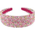 Wide headband pink jasmine - PPMC