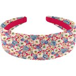 Wide headband carnations jeans - PPMC