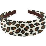 Wide headband leopard print - PPMC