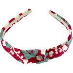 bow headband ruby cherry tree - PPMC
