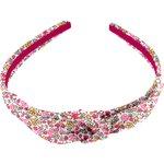 bow headband pink jasmine - PPMC