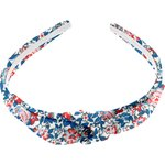 bow headband flowered london - PPMC