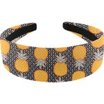 Wide headband pineapple - PPMC
