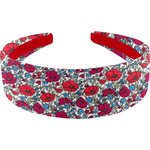 Wide headband poppy - PPMC