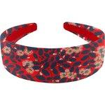 Wide headband vermilion foliage - PPMC