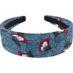 Wide headband flowered night - PPMC