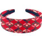 Wide headband paprika petal - PPMC