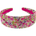 Wide headband purple meadow - PPMC