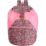 Children rucksack paprika mini flower - PPMC