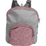 Petit sac à dos  lichen prune rose - PPMC