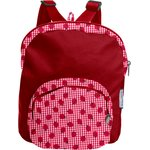 Children rucksack ladybird gingham - PPMC