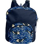 Children rucksack orque bleue - PPMC