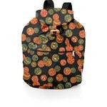 Small rucksack golden bubbles - PPMC