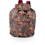 Small rucksack multi letters - PPMC