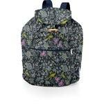 Petit sac à dos plastifié nuit d'oiseaux - PPMC