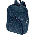 Foldable rucksack  bulle bronze marine - PPMC