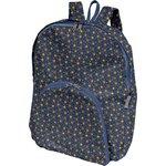 Foldable rucksack  glittering heart - PPMC