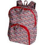 Foldable rucksack  poppy - PPMC