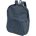 Foldable rucksack  silver star jeans - PPMC
