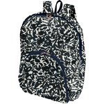 Mochila plegable follaje tinta china - PPMC