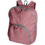 Foldable rucksack  plum lichen - PPMC