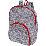 Foldable rucksack  flowered london - PPMC