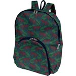 Foldable rucksack  wolf of the woods - PPMC