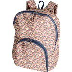 Foldable rucksack  carnations jeans - PPMC