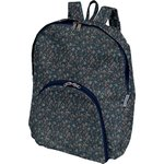 Foldable rucksack  paquerette marine - PPMC
