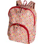 Foldable rucksack  pink meadow - PPMC