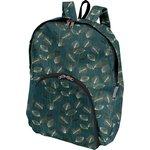 Foldable rucksack    végétalis - PPMC
