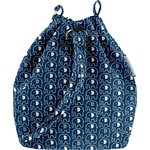 Bucket bag blue elephant - PPMC