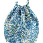 Bucket bag blue forest - PPMC