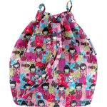 Bucket bag kokeshis - PPMC