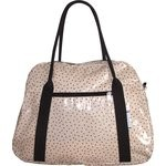 Bowling bag  pink coppers spots - PPMC