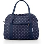 Bowling bag  navy blue spots - PPMC