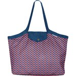 Pleated tote bag - Medium size buttercup - PPMC