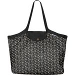 Pleated tote bag - Medium size  hedgehog - PPMC