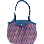 Pleated tote bag-Small size buttercup - PPMC