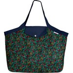 Tote bag with a zip deer - PPMC