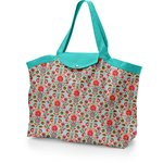Tote bag with a zip  corolla - PPMC