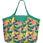 Tote bag with a zip bracken - PPMC