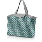 Tote bag with a zip bunny - PPMC