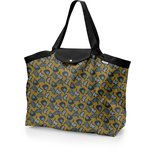 Tote bag with a zip hen facet - PPMC