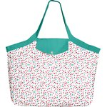 Tote bag with a zip swimswim - PPMC